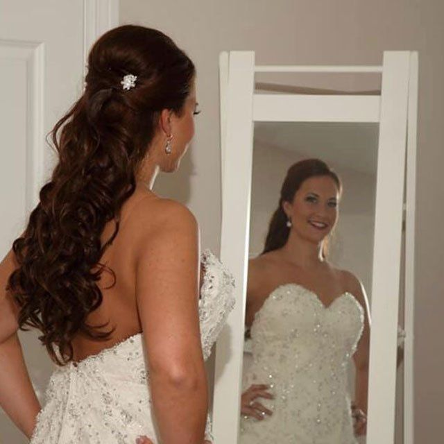 Bridal Services West Seneca Ny All Dolled Up Beauty Bar
