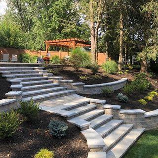 Landscape Design Middletown Nj Precision Landscape Contractors