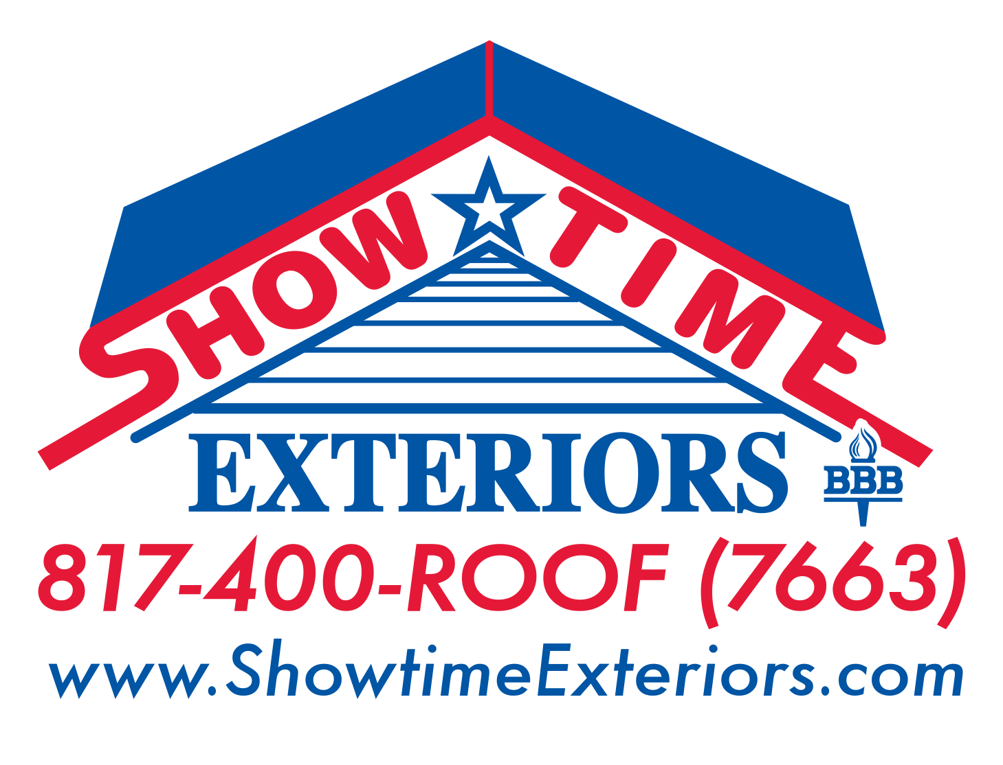 Roofing Contractor North Tx Showtime Exteriors