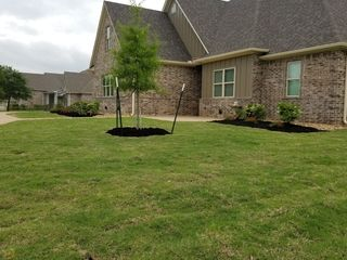 Weed Killer Application Residential Landscaping Bryan Tx Cypress Tx