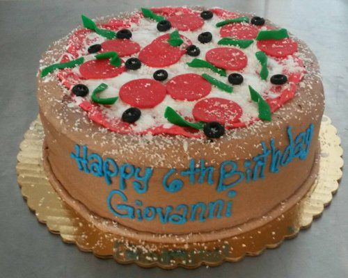 Pleasing Custom Cakes Northfield Nj Christines Italian Pastry Shoppe Personalised Birthday Cards Beptaeletsinfo