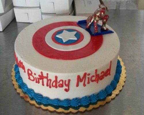 Tremendous Custom Cakes Northfield Nj Christines Italian Pastry Shoppe Personalised Birthday Cards Beptaeletsinfo