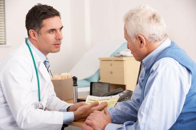 infecção urinária em homens idosos