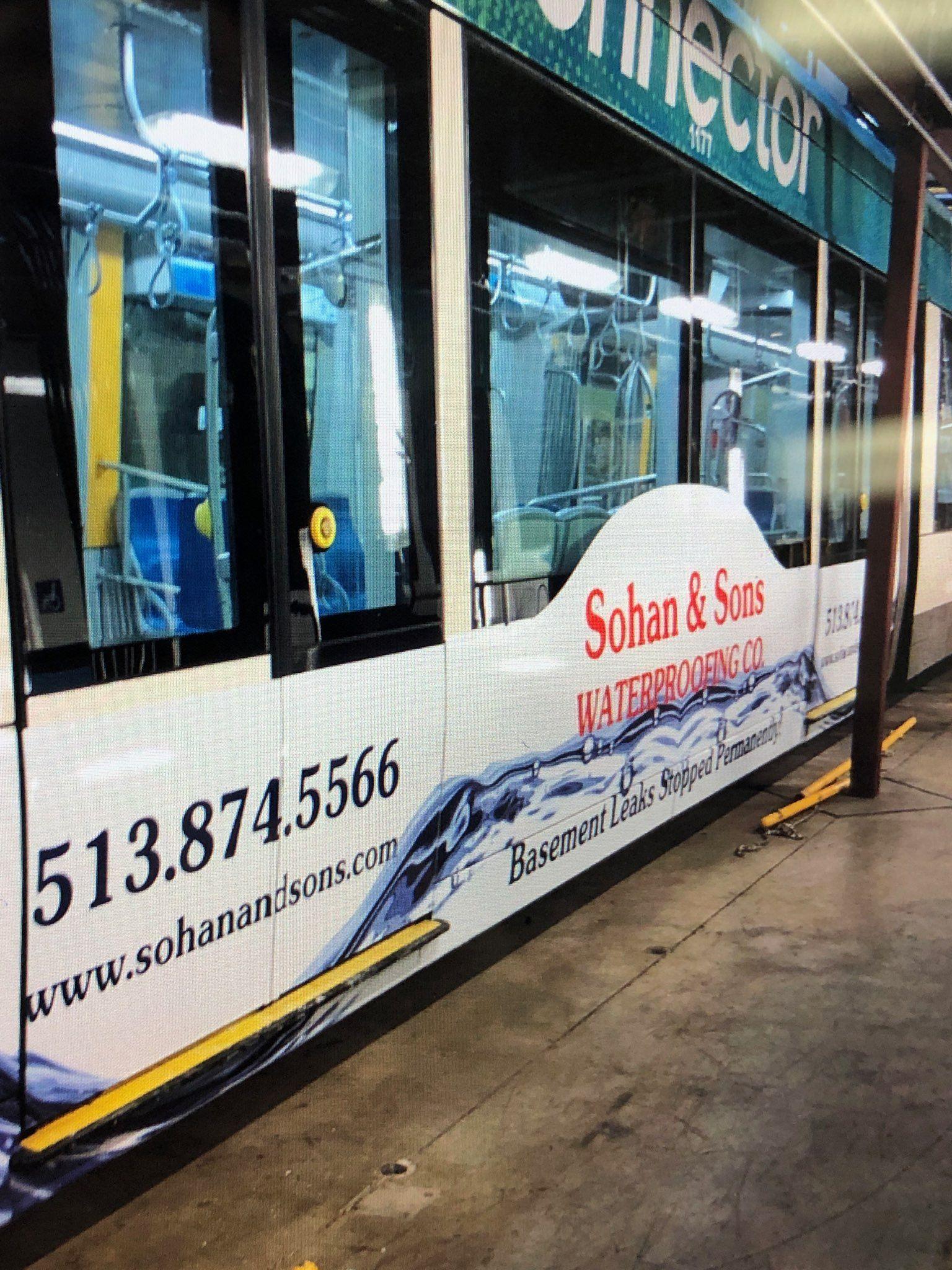 Basement waterproofing Cincinnati, OH - Sohan & Son's ...