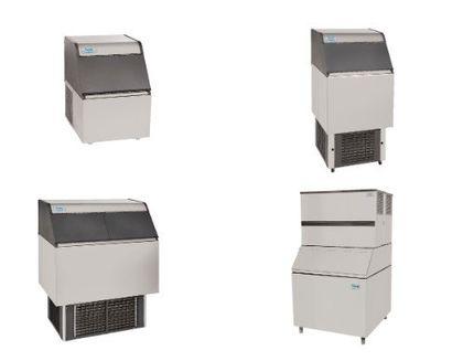 tipos de máquinas de gelo