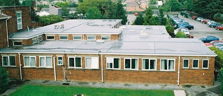 Roofing Company Armaroof Glassfibre Grp Flat Roofing Boston