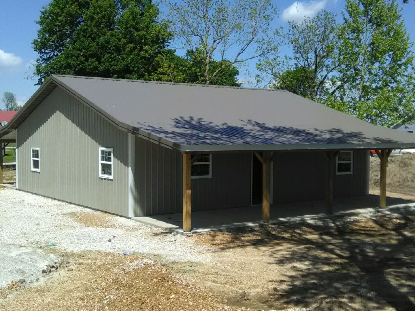Gallery Monett Mo Midwest Metal Roofing Llc