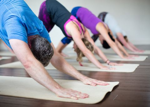 yin yoga with the experts in polmont