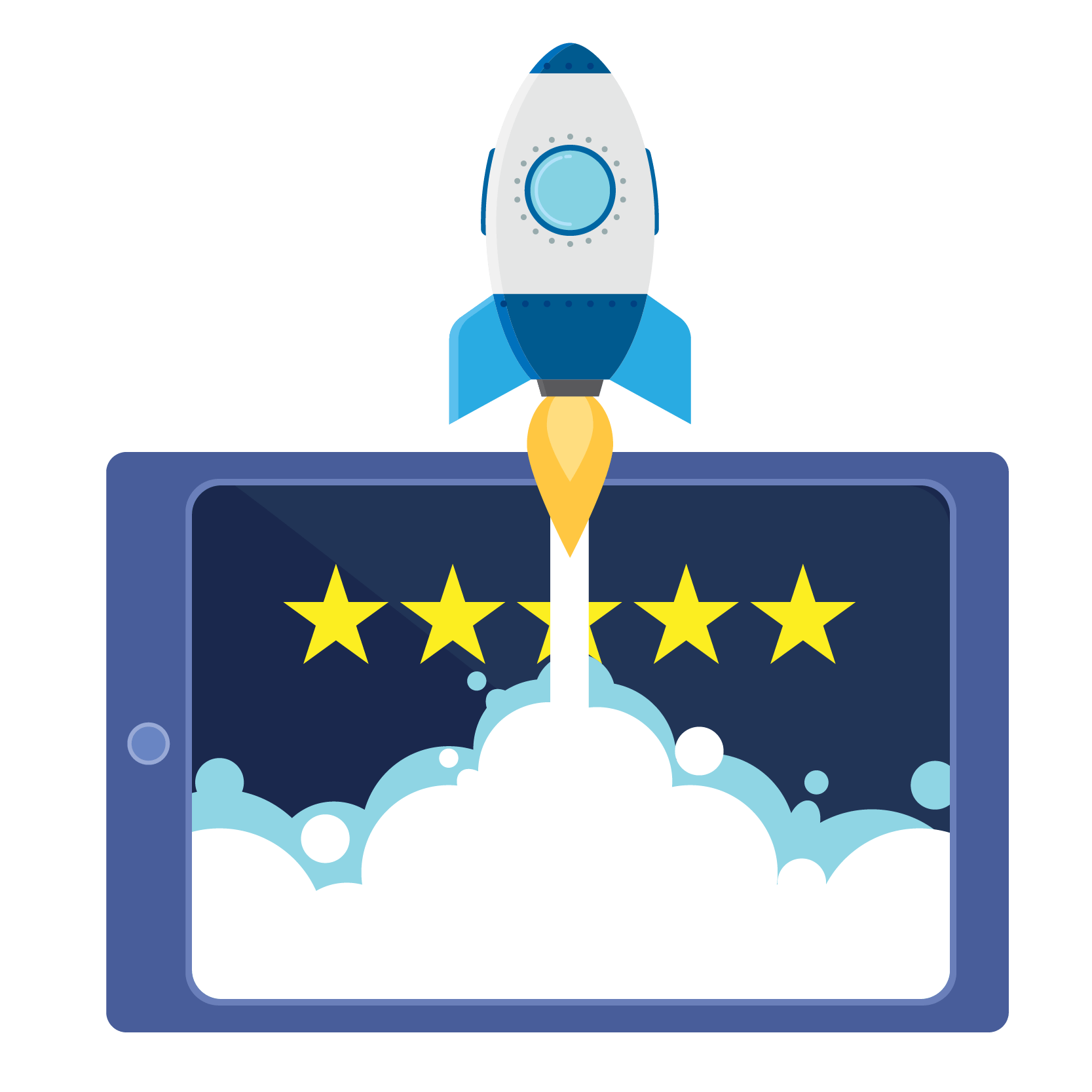 Review management and SEO for local businesses by Marlik Group online marketing agency