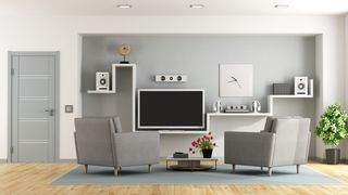 Modern Home Entertainment — Horn Lake, MS — PowerTechnics, Inc.