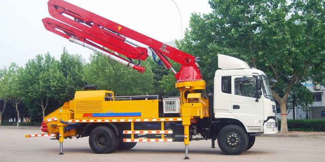 Considerations To Produce When Buying A Truck Mounted Concrete Pump