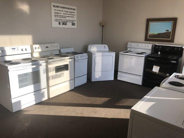 Home Arlington Used Appliances Arlington Texas