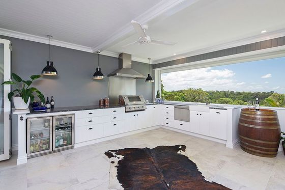 Custom Made Kitchen Cabinets On The Sunshine Coast