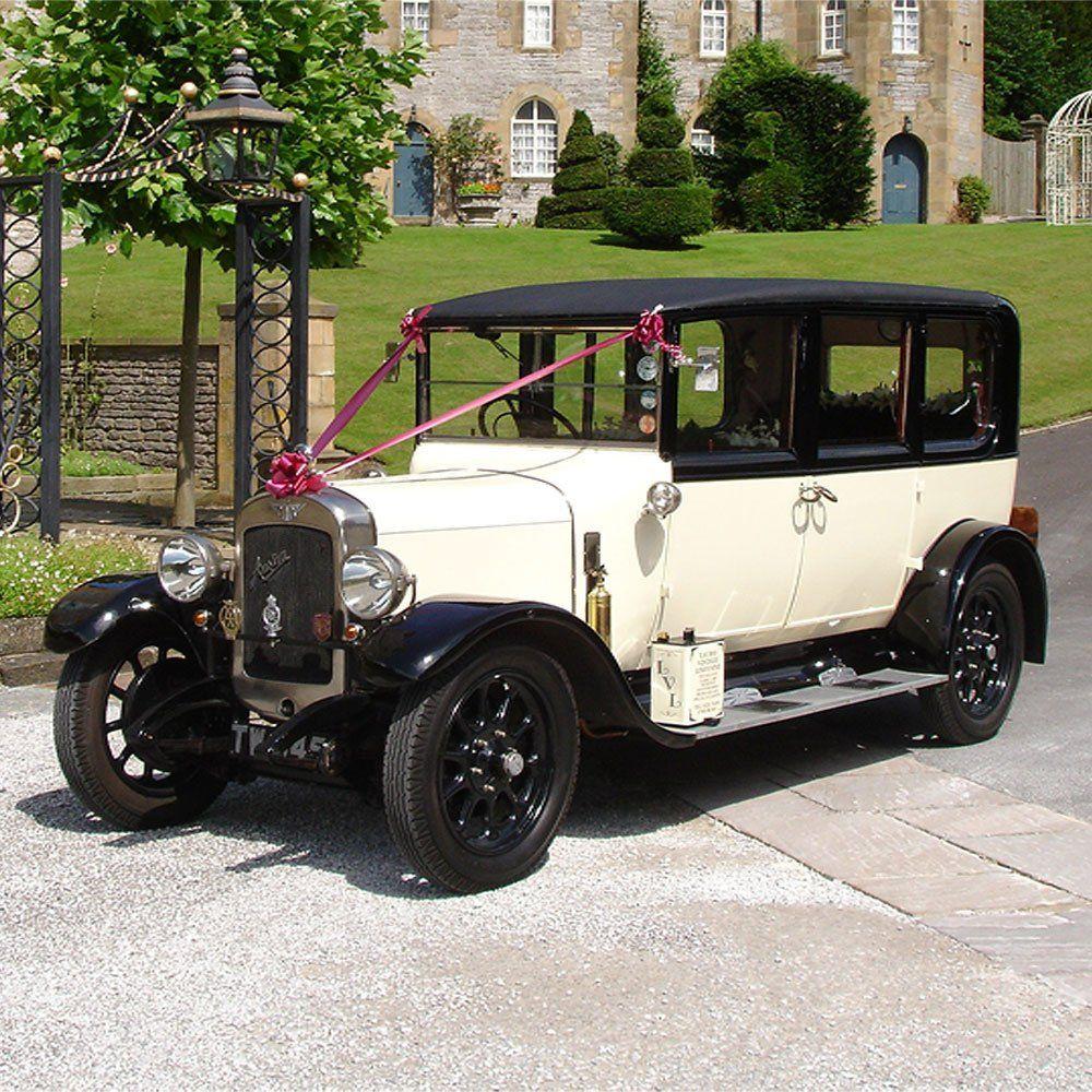 Wedding Car Hire Sheffield, Yorkshire: Laura's Vintage
