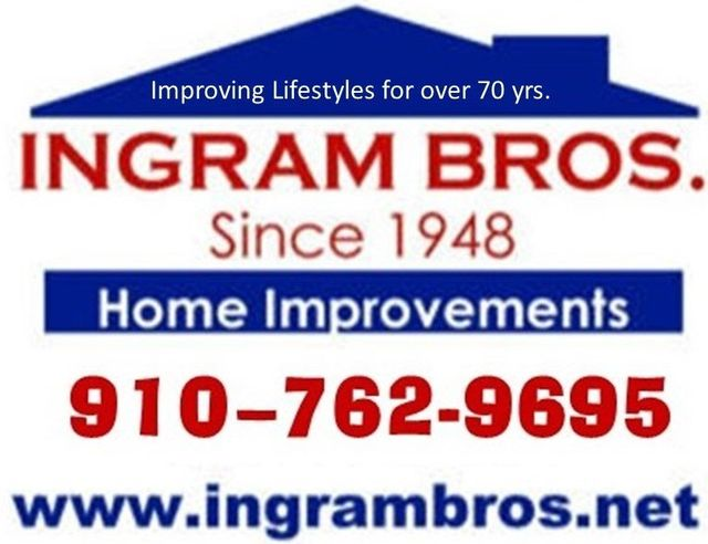 Roofing Company Wilmington Nc Roofer Ingram Bros Inc Roofers