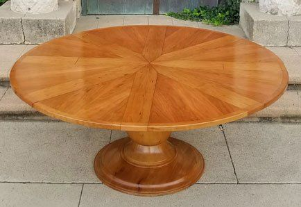 Expanding Round Table