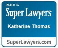 Super Lawyers Katherine Thomas
