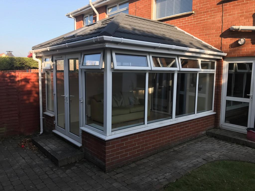 Conservatory Roof Conversions in Northern Ireland