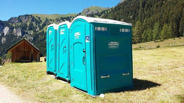 mobile toilette mieten