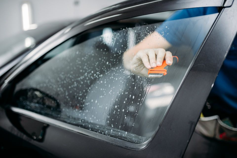 Best Car Window Tinting Course in London UK