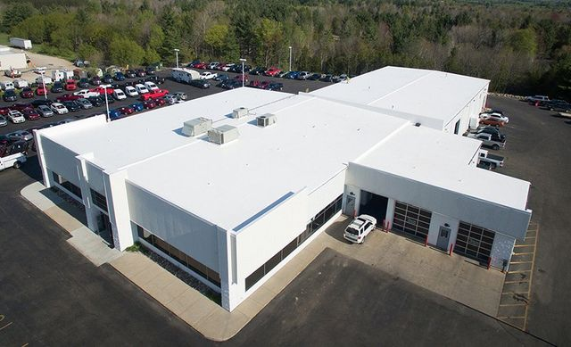 Flat Roof Specialists Raleigh Nc Commercial Solutions Inc
