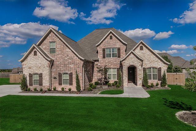 Custom Home Builder Northwest Arkansas Custom Homes By Landmarc