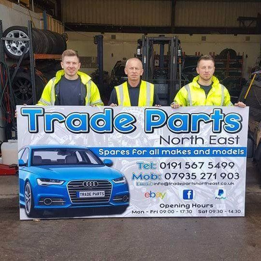 Trade Parts North East Car Recycling Sunderland