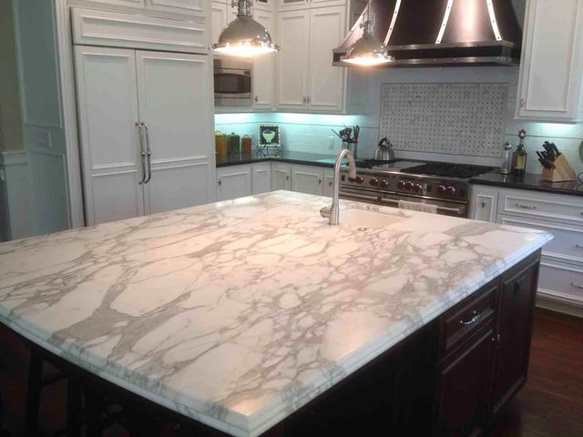 Keeping Your Marble Countertops Looking