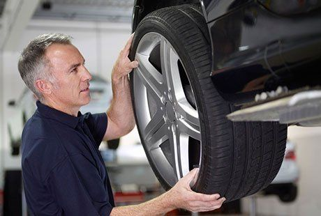 Tyre dealership | Monty Tyres