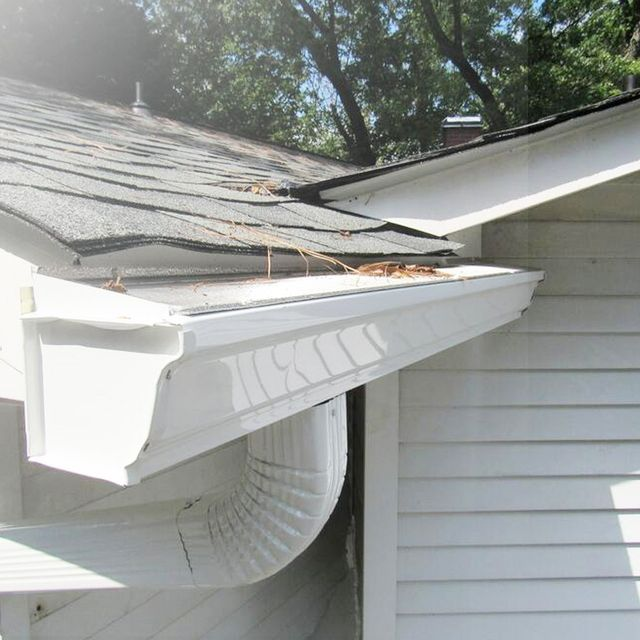 Commercial Gutter Install Replacement Gutter Installation Maryland
