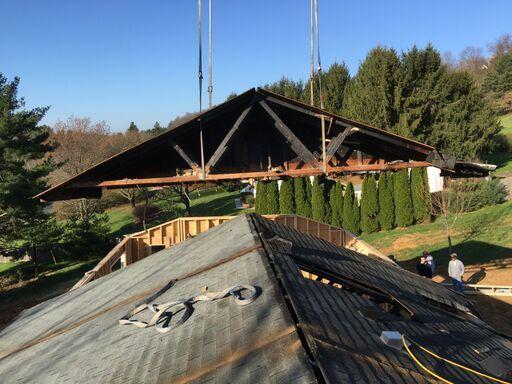 Roof Gutter Tune Up Gutter Repair Installation Maryland