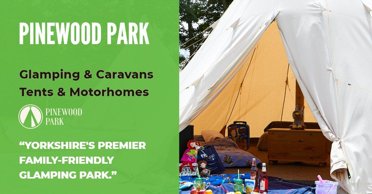 Yorkshire S Favourite Glamping Camping And Caravan Park In Scarborough