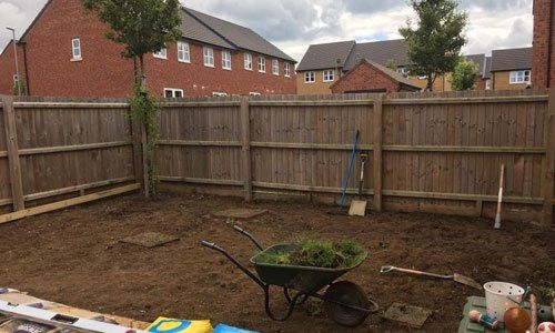 Fencing Services Cams Landscapes