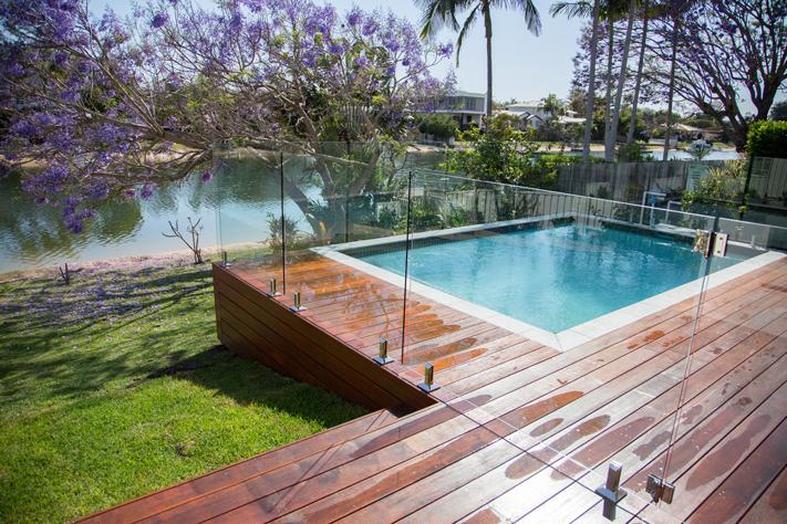 Frameless Glass Pool Fencing Gold Coast Gurus Of Glass