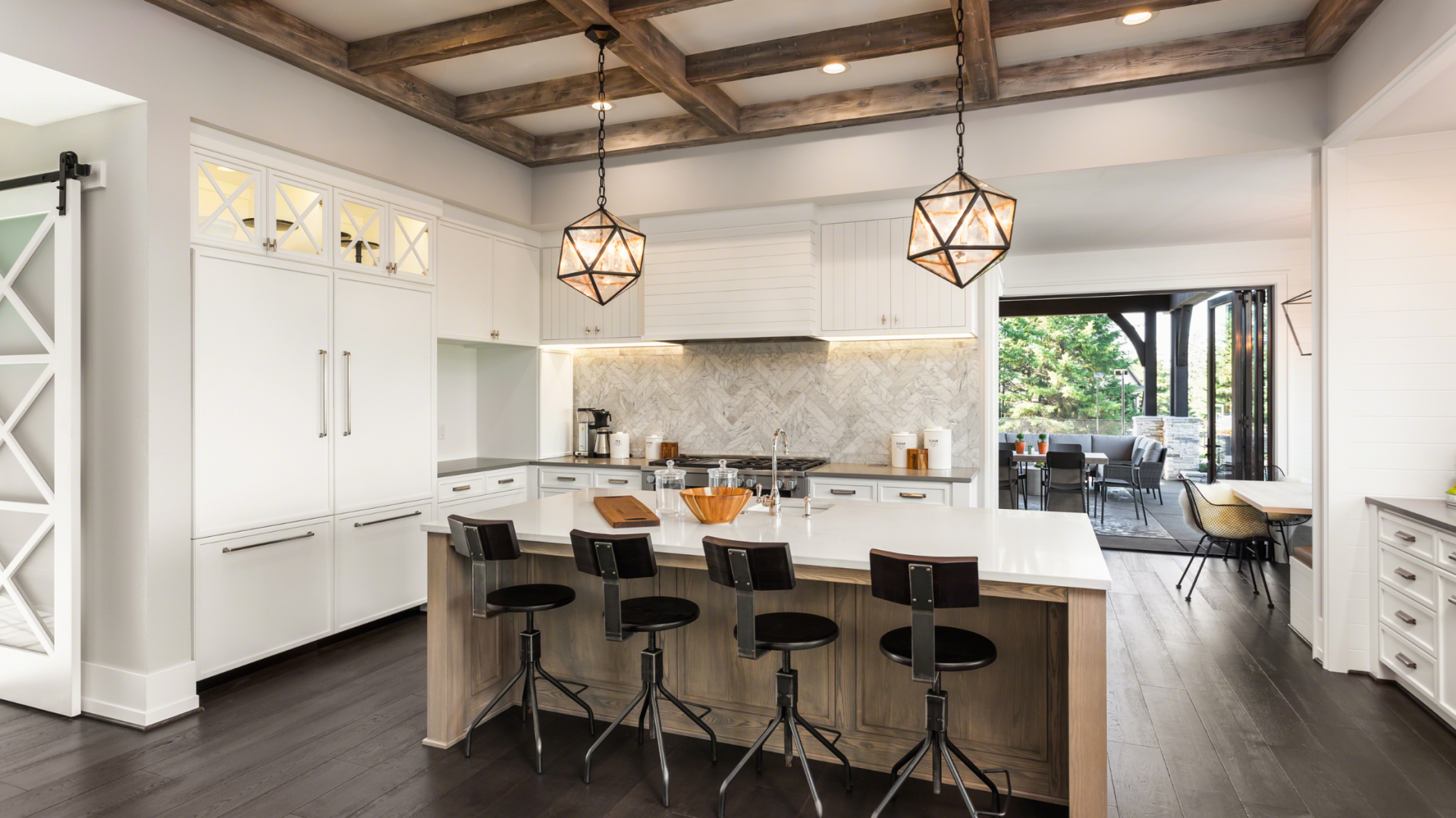 Home featuring Lutron Lighting System