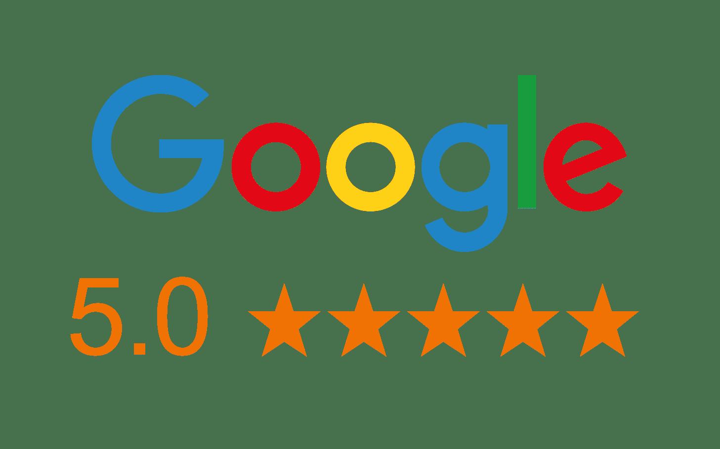 Evolved Habitat Google 5-Star Rating for Smart Home