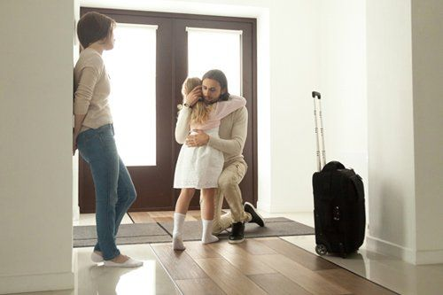 Child Custody In California And Moving Out Of State