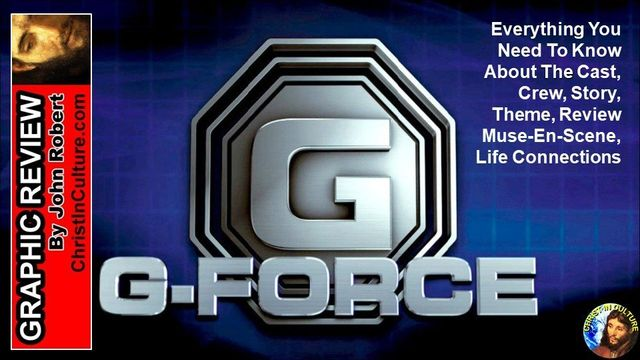 G Force 2009 Graphic Review