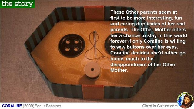Coraline 2009 Graphic Review