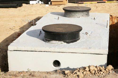 3 Common Causes Of Cracked Septic Tanks