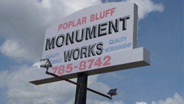 About Poplar Bluff Monument Works Llc Poplar Bluff Mo Poplar Bluff Monument Works Llc