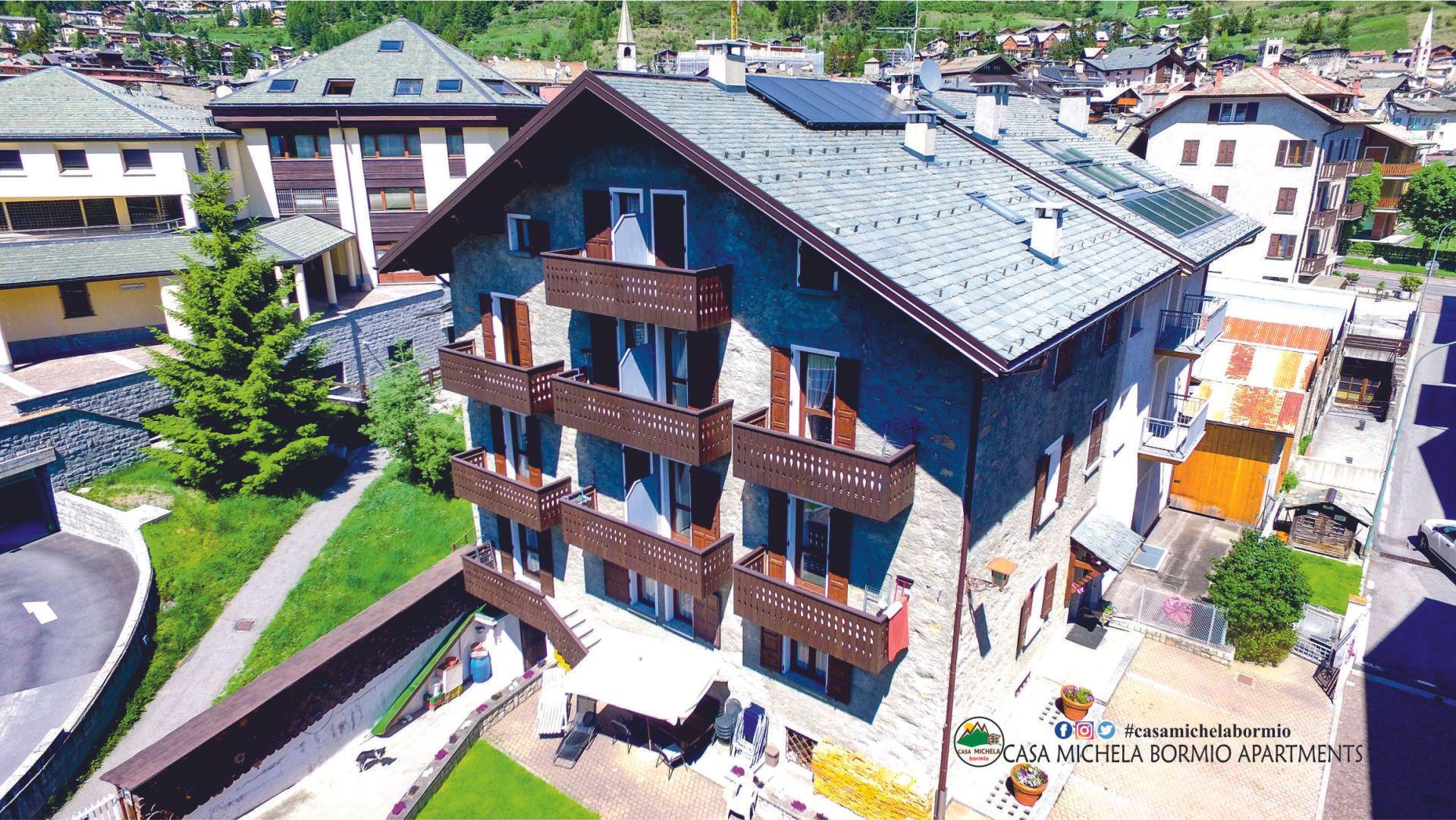 Casa Michela Bormio Appartamenti - Affitto per Brevi ...