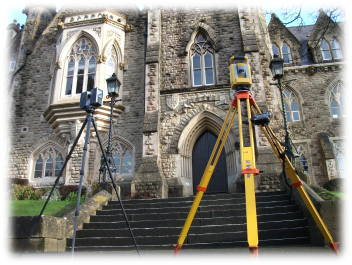 3D Laser Scanning and Mapping in Bristol