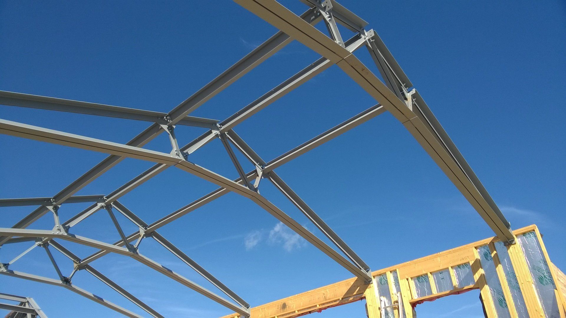 Steel Frame Structures Md Anthony