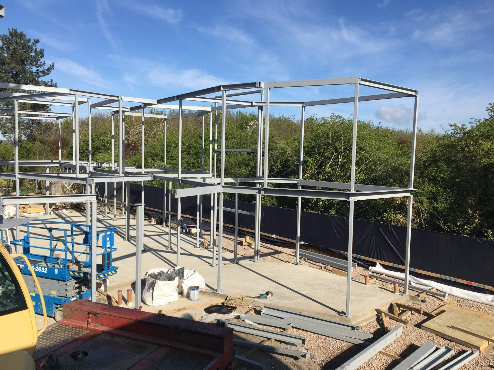 Structural Steelwork | MD Anthony