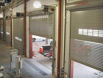 Commercial Doors Rochester Mn Rochester Overhead Door Company