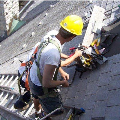 Slate Roofing Contractors Pa Ny Nj De Md Leeland S Slate Roofing