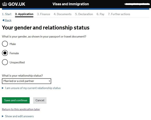 What Is The Process For The Uk Spouse Visa