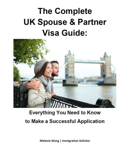 How Much Is The Spouse Visa UK Fee?
