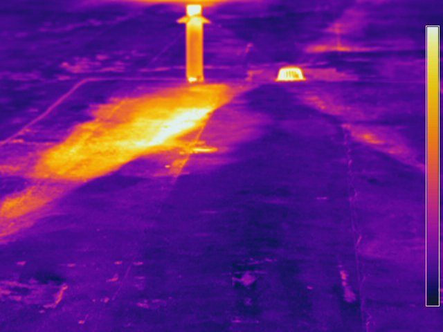 Compass Roofing Fort Worth Tx Infrared Roof